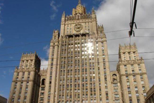 """रूसी विदेश मंत्रालय जर्मनी की आधिकारिक टिप्पणियों पर यत्सेनुक के """"बर्लिन"""" बयानों की मांग करता है"""