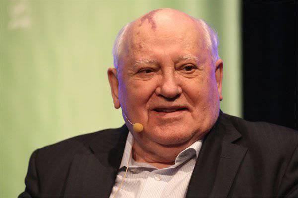 Горбачёв призвал Запад отказаться от конфронтации с Россией, чтобы избежать большой войны в Европе