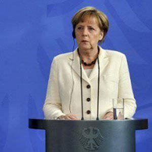 Меркель недовольна действиями Москвы по соблюдению минских договорённостей