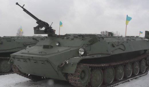 यूक्रेनी सेना के पास आधुनिक भारी मशीनगनों का अभाव है