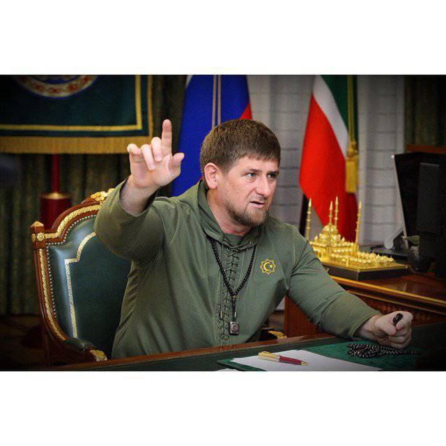 Кадыров высказался о Марше против терроризма в Париже