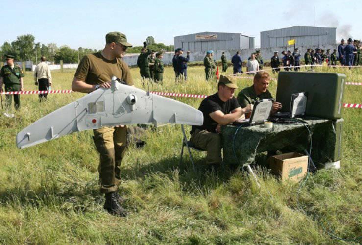 燃料電池を搭載した最初の無人機はロシアで作成されています