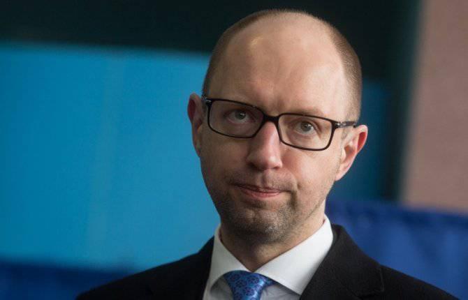 そして話しなさい! Yatsenyuk、Gerashchenko、ドイツ人およびObamaについて
