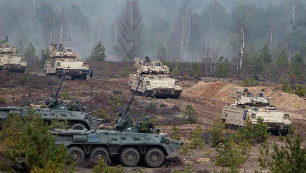 ロシア外務省:ロシアは東ヨーロッパにおけるNATOの行動に適切に対応する準備ができている