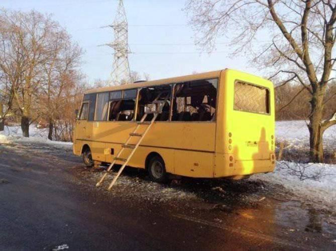 国務省:ロシアはドンバスの状況を複雑にしたために非難することです