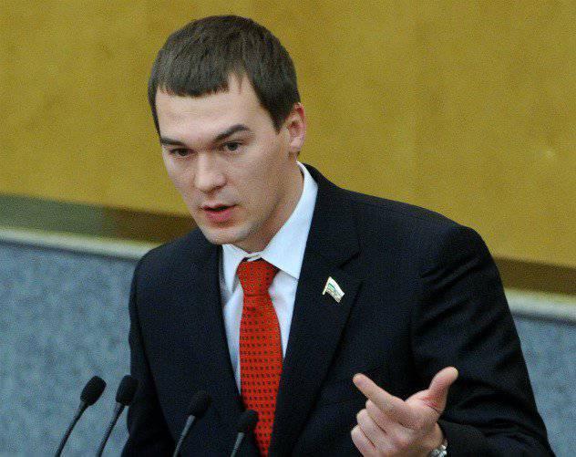ロシア連邦下院議員の代理人:「パリの集会の日は軍事栄光の日であるべきだ」