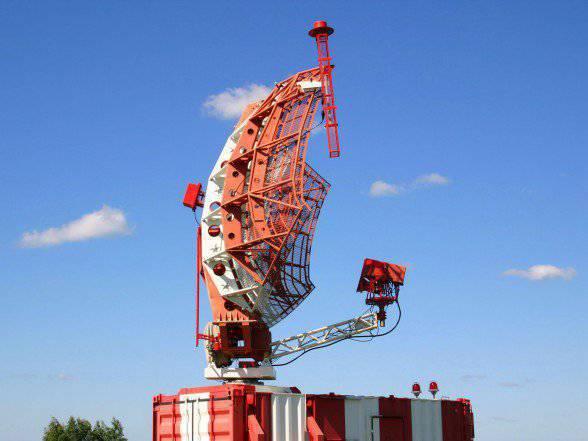 ロシアおよび外国の飛行場用のAORL-1ASレーダーの配達