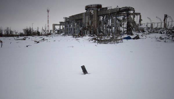 डीपीआर के रक्षा मंत्रालय: यूक्रेनी सुरक्षा बलों की इकाइयों ने डोनेट्स्क हवाई अड्डे को छोड़ दिया