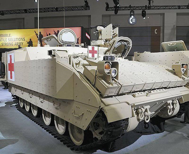 Pentagon, AMPV yarışmasını özetledi
