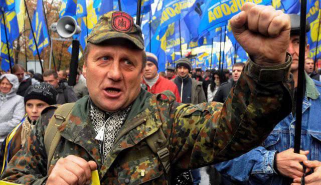 ロシアの戦争を宣言するためにウクライナの「自由」の申し出から不十分な代理人