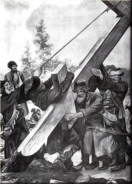 Камчатская Одиссея атамана Атласова
