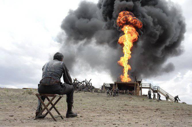 Нефть. Пожар разгорается. Ставка на 1 трлн долларов.