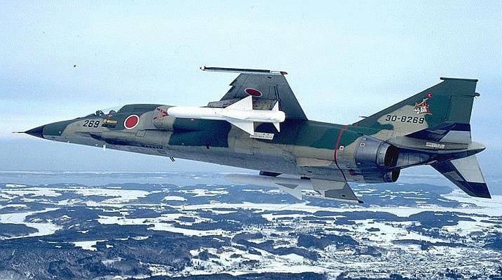 Aviones japoneses de autodefensa. Parte 1