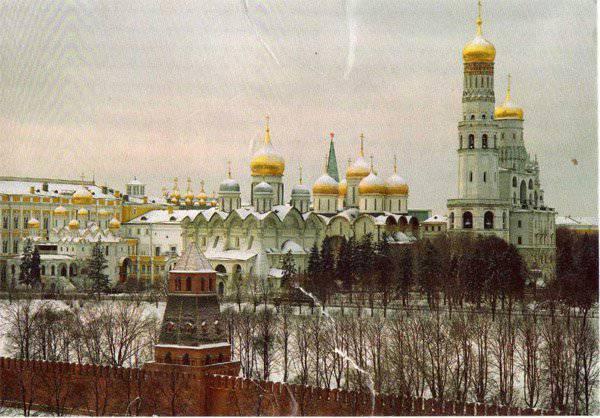 Потомки Рюриковичей через Арбитражный суд требуют 'небольших покоев' в Московском Кремле