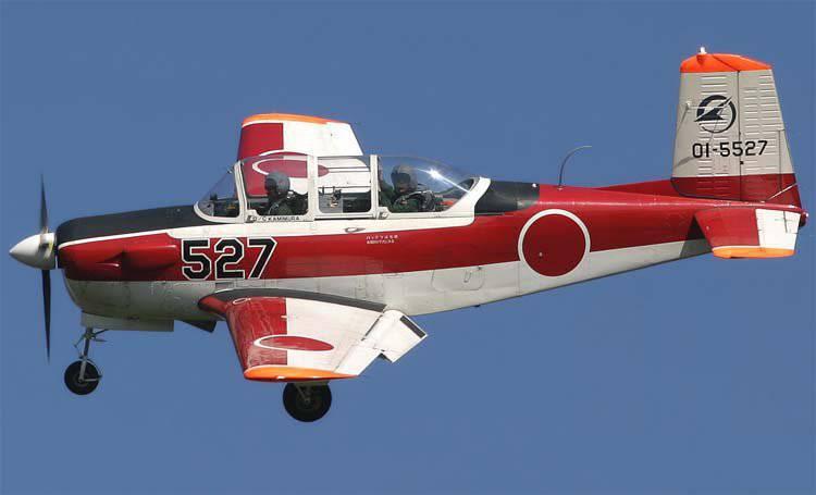 Aviones japoneses de autodefensa. Parte 2