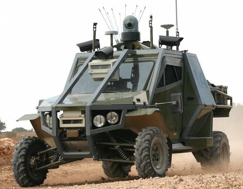 Ground robots. From drop systems to unmanned convoys (Part of 5)