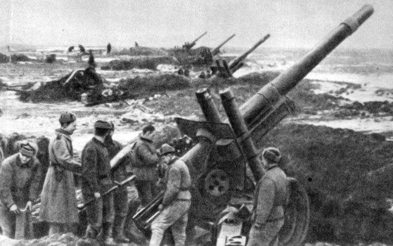 El segundo asalto a Prusia Oriental. Operaciones de Insterburg-Konigsberg y Mlavsko-Elbinga