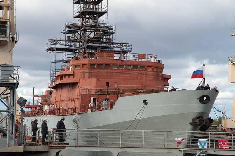 2015에서 계획된 해군 보충