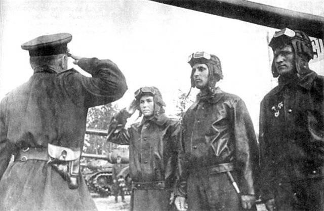 第二次世界大戦の女性タンカー。 アレクサンドラ・ボイコ
