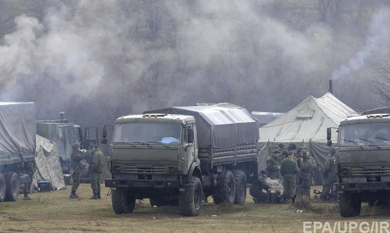 """एनएसडीसी के अध्यक्ष लिसेंको ने हवाई अड्डे पर मिलिशिया द्वारा """"जहरीला पदार्थ"""" और """"डोनबैस में रूसी सेना का एक रिकॉर्ड संख्या"""" के उपयोग पर"""