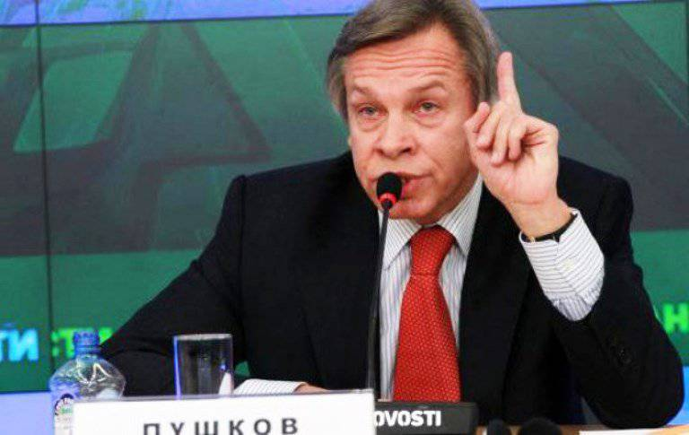 Pushkov: Russia will fight for the restoration of its powers in PACE
