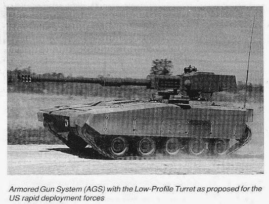 プロジェクト戦闘モジュールTeledyne Low-Profile Turret(USA)