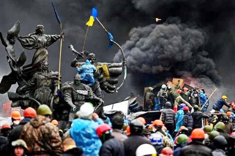 """Ukrainische Ermittler: """"Berkut"""" hat keine Demonstranten maydanovtsev erschossen"""