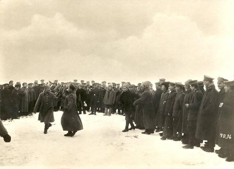 コサックと10月の革命