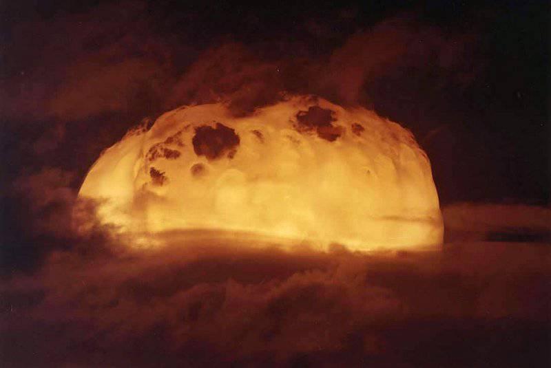 Explosions in orbit