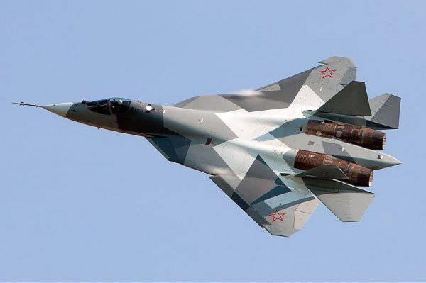 A UAC enviou um lote de instalação de uma nova geração de aeronaves T-50 para o Ministério da Defesa
