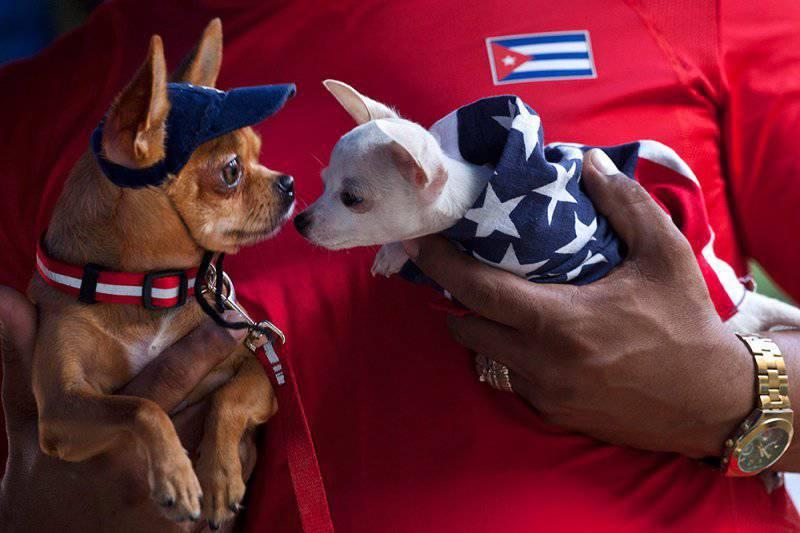 Кубинская затея США: майданный ход империалистов