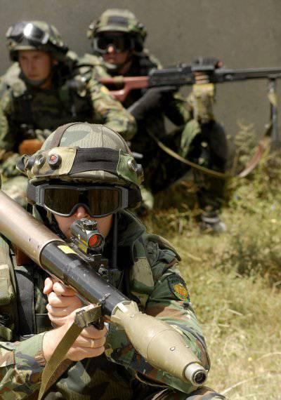Новая Военная доктрина Российской Федерации