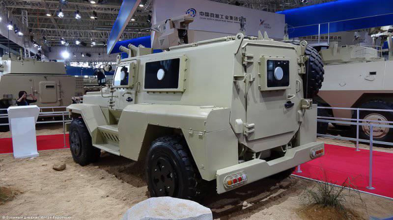 Бронеавтомобиль NORINCO VP11 (Китай)