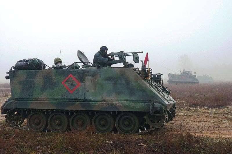 Mise à jour de l'élan. Les pays d'Europe orientale modernisent leurs véhicules blindés.