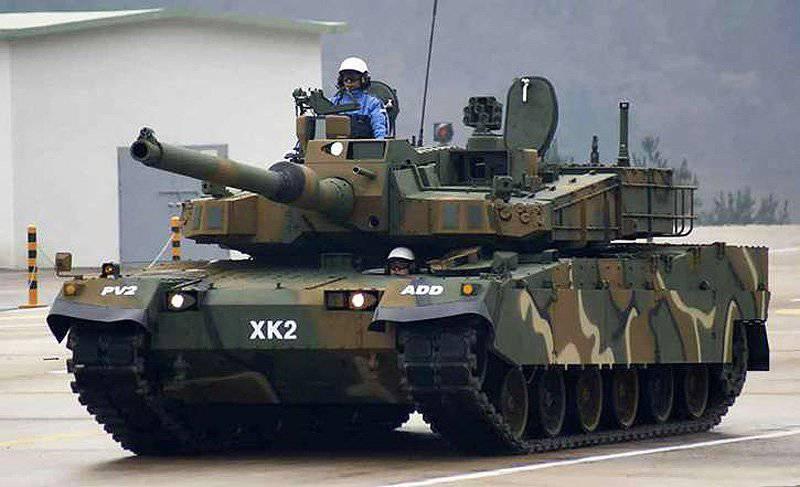 2017에 의해, 한국은 지상군 100 새로운 Black Panther 탱크를 채택 할 것입니다.