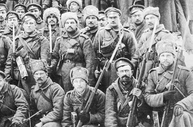 """Arisaka"" Russian soldier"