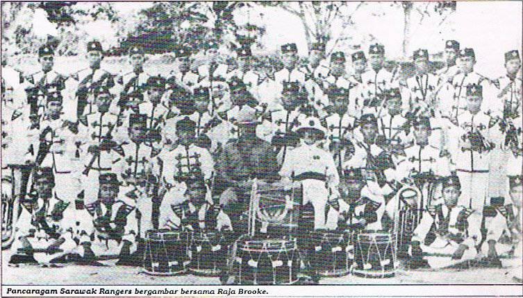 """""""白色拉贾"""":作为一个英国王朝,在加里曼丹岛上统治了一百年"""