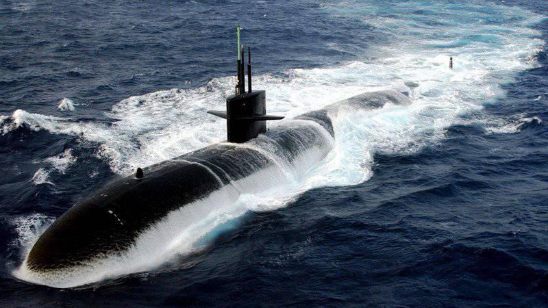 """Desde los sonares submarinos se puede ocultar el recubrimiento """"burbuja""""."""
