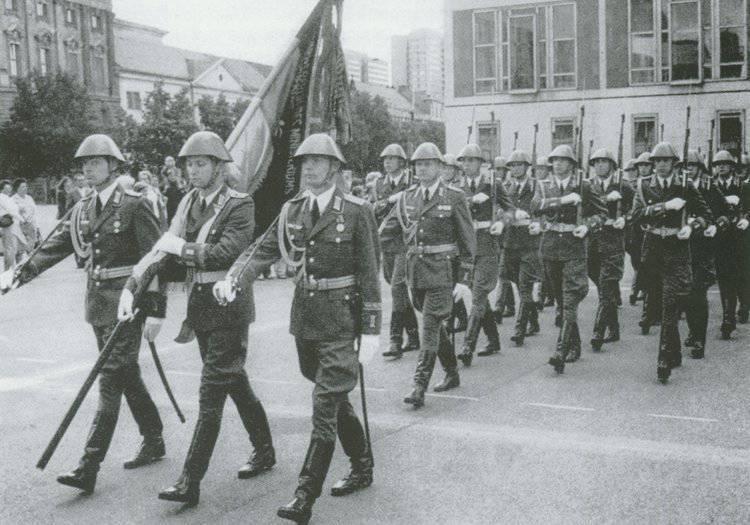 Legendäre Stasi: 65 wurde vor Jahren von der MGB DDR erstellt