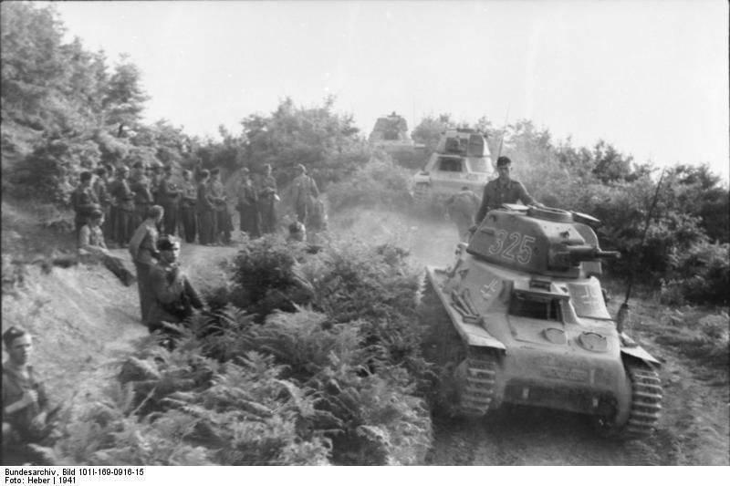 Vehículos blindados de yugoslavia. Parte de 2. Segunda Guerra Mundial (1941-1945's)