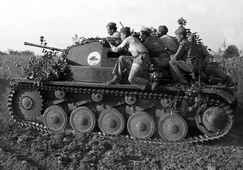 Yugoslavya'nın zırhlı araçları. 3'in bir parçası. Yugoslav Halk Ordusu (1945-1980)