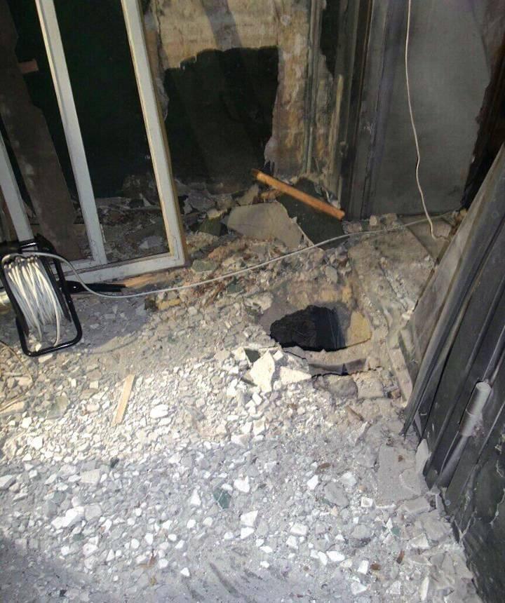 ओडेसा में एक आवासीय इमारत में विस्फोट को आतंकवादी हमला माना जाता है