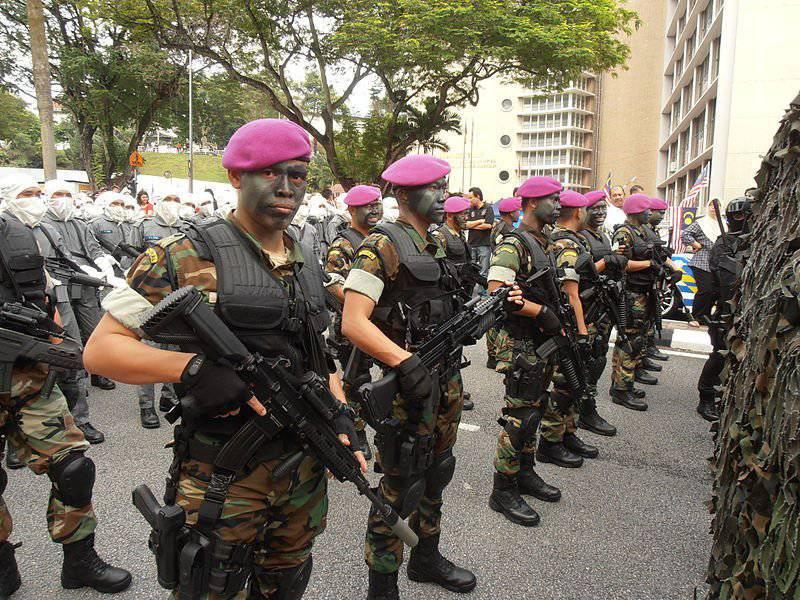 Malezya Kraliyet Özel Kuvvetleri