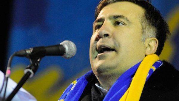 格鲁吉亚要求乌克兰引渡萨卡什维利