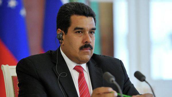 Nicolas Maduro:美国,西班牙和哥伦比亚对委内瑞拉进行了策划