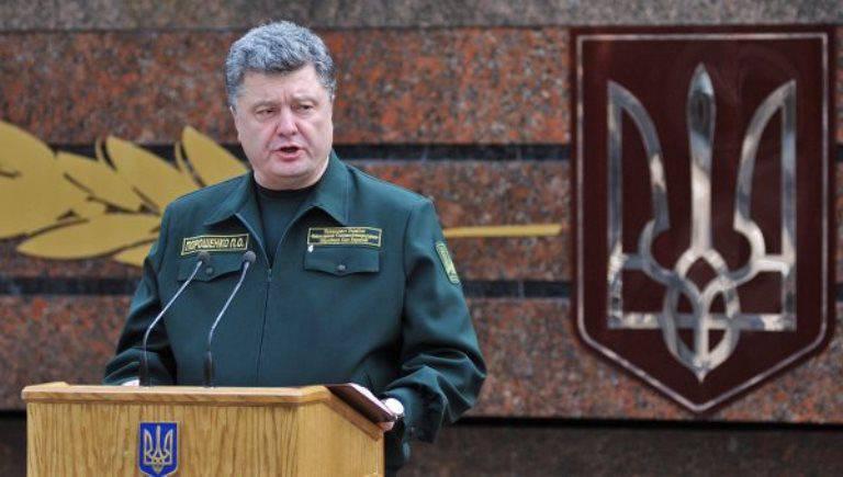 """""""Die Zeit"""": le président Porochenko - un homme qui ne tient pas ses promesses"""