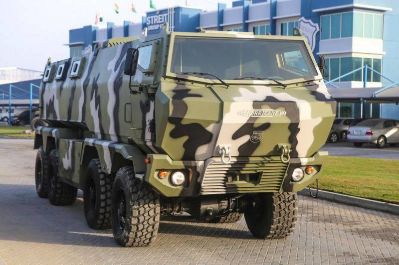 Новые бронеавтомобили от Streit Group и КрАЗ