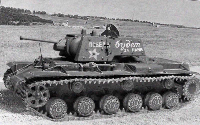 Batalla de tankman Kolobanova, hecha historia.