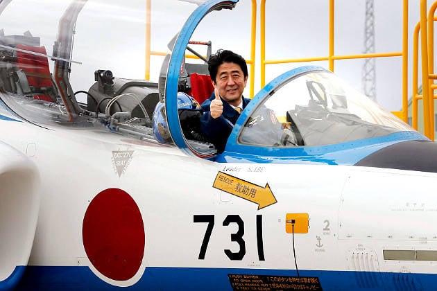 """""""Hawk"""" Shinzo Abe e il Giappone autoritario"""
