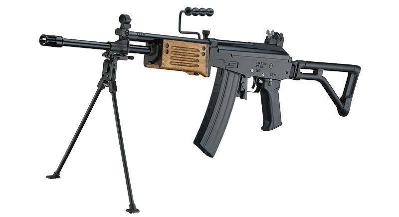 "Come ""Kalashnikov"" è diventato ""Galil"""